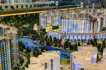 Bán căn hộ 92.5m2 view hồ sinh thái lớn 2 phòng ngủ khu Diamond Alnata, cam kết chênh lệch tốt