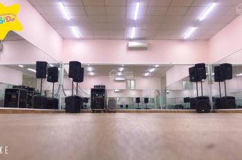 Cho thuê phòng tập nhảy, múa, hội thảo, casting, tập võ