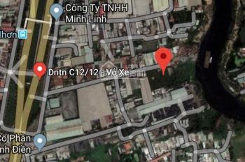 Bán đất SKC 3700m2 Tân Kiên, Bình Chánh gần vòng xoay An Lạc. 0916226697