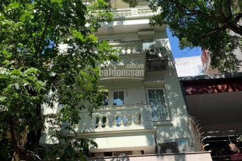 Bán nhà mặt phố Trấn Tế Xương, Ba Đình, DT 85m2 x 8 tầng, 1 tum, 1 hầm (100m ra hồ Trúc Bạch)