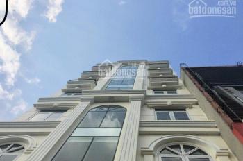 Bán nhà phố Nguyễn Xiển, quận Thanh Xuân, 171m2 x 8 tầng x mặt tiền 6m, giá 27 tỷ, 0962.897.686