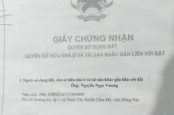 Bán đất có nhà nghỉ đang kinh doanh, giá rẻ, Đồng Nai, LH: 0948001708