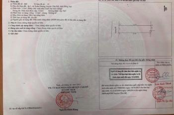 Bán căn nhà cấp 4 thuộc xã Xuân Đường, huyện Cẩm Mỹ, tỉnh Đồng Nai, giá 1 tỷ 1