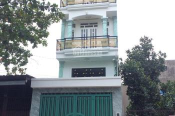 Bán nhà (4x18)m trệt 1 lửng 3 lầu, giá 5.1 tỷ, MT Trần Thị Hè, P. Hiệp Thành, Q12
