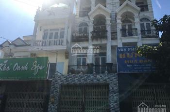 Bán nhà MT Chợ 4x18m trệt 1 lửng 2 lầu, giá 7.5 tỷ, MT chợ, Đường Huỳnh Thị Hai, P. TCH, Q12