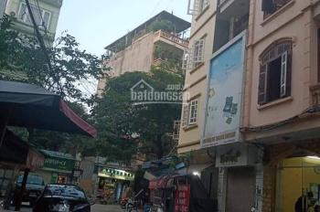 Cần bán nhà Hoàng Quốc Việt, 45m2, 6 tầng, KD đỉnh, vỉa hè rộng, giá 8,4 tỷ. LH: 0943103193