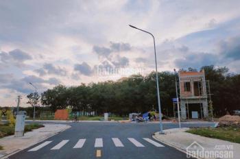 Bán đất tại KDC Tuấn Điền Phát, sổ hồng sẵn. Nằm liền kề KCN Visip 2, giá chốt 850tr/ nền (80m2)