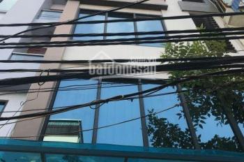 Chính chủ cần bán nhà căn hộ Tây Hồ, Quảng An, DT 130m2 x 8T mới tinh, giá 36,5 tỷ