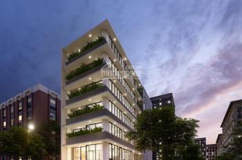 Quận 2 - Cho thuê văn phòng mới xây mặt tiền Lương Định Của