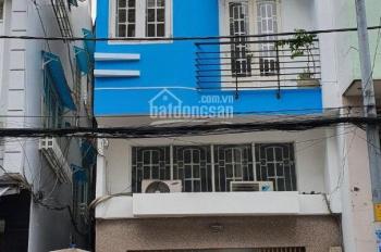 Bán nhà căn góc 2 MT Cù Lao - P2 - Phú Nhuận, DT 4x11m, XD trệt, lửng, 2 lầu & ST phía trước