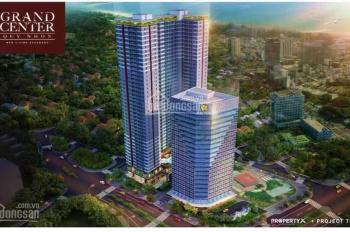Biểu tượng Grand Center Quy Nhơn CĐT Hưng Thịnh chính thức mở bán CH trung tâm. LH: 0907288816