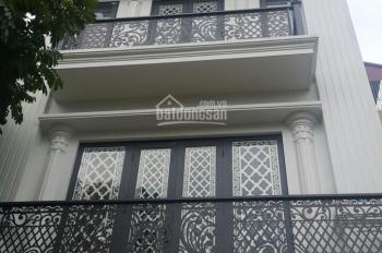 Cc bán nhà 5 tầng MT Trần Đăng Ninh Hà Đông, KD tốt DT 33m2, MT 3.4m, TB. Giá 4.8 tỷ 0982889416