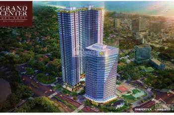 Grand Center biểu tượng mới của TP Quy Nhơn 4 mặt tiền, giá gốc CĐT, CK: 2%, LH: 0907288816