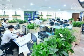 Hot, cần cho thuê 320m2 sàn văn phòng mặt phố Hoàng Cầu view hồ Hoàng Cầu, giá 200 nghìn/m2/th