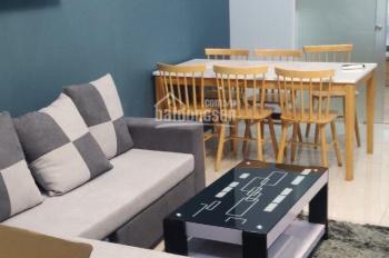 Cho thuê căn 74m2 full nội thất, thiết kế đẹp, 2 phòng rộng rãi, mới 100% bao phí 1 năm