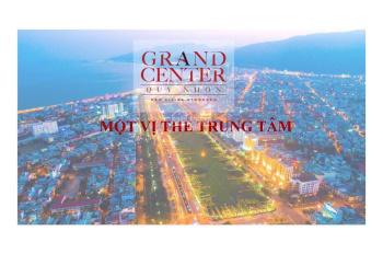 Căn hộ Grand Center, 5 suất nội bộ đẹp từ chủ đầu tư, chiết khấu cao từ 3 - 18%. LH: 0907288816