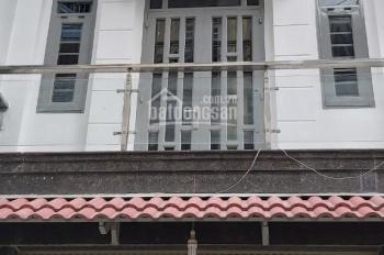 Nhà 2 lầu (4*12.5m) 4PN 5WC Hiệp Thành 13, Quận 12, hẻm 8m, thiết kế lệch tầng nội thất hiện đại