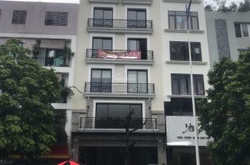 Cho thuê nhà mặt phố Trần Xuân Soạn, DT: 165m2, 9T, MT: 9,5m, thông sàn, 0988844074