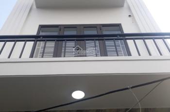 Bán nhà 3 tầng xây mới, độc lập, ngõ rộng ô tô đỗ cửa, Quán Trữ, Kiến An, Hải Phòng
