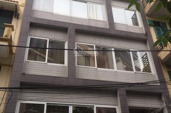 Cho thuê nhà 6 tầng siêu đẹp ngõ 106 Hoàng Quốc Việt 65m2 x 6 tầng, mặt tiền 7m. LH: 0888486262