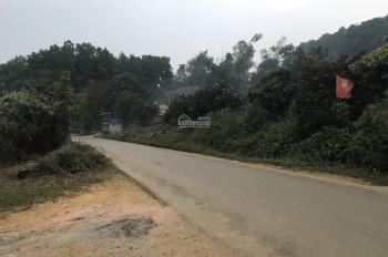Đất thổ cư Vân Hòa, cổng vườn quốc gia Ba Vì, giá 1,4 triệu/m2 chính chủ ĐT 0989090727