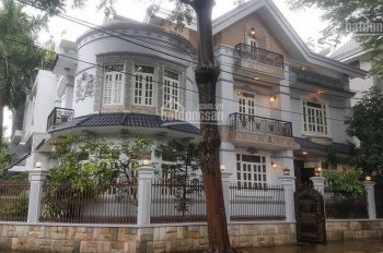 Bán Vila góc 2 mặt tiền đường Số 1 khu Trung Sơn Quận Bình Chánh, DT: 10m x 20m, 2 lầu