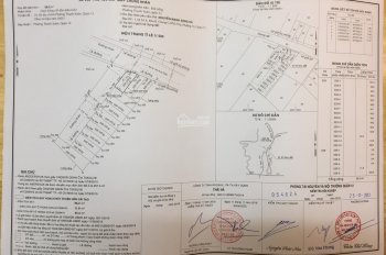 Đất nền 1 sẹc đường Hà Huy Giáp Thạnh Xuân Q12 đường nhựa 8m 1, DT 4.2x13m 54.5m2, giá 2.62 tỷ