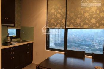 Cho thuê căn hộ chung cư B5 Nguyễn Cơ Thạch 90m2 3PN 1PK 2 vệ sinh full đồ giá 9tr, LH 0974131889