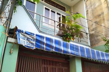 Cho thuê nhà hẻm thông Lý Thường Kiệt, 4.5*14m, 2 tầng, 10 triệu/tháng