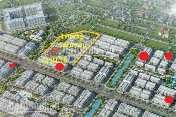 Tôi có 3 nền góc shophouse mặt đường 56m Tropical City Hạ Long giá từ 19tr/m2. Ms Thảo 0969162476