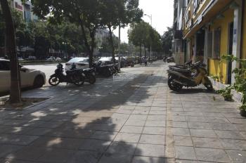 Bán gấp nhà mặt phố Nguyễn Văn Huyên, 110m2, 7 tầng, Mt 9.2m, vỉa hè 8m, thang máy, bán gấp 43.8 tỷ