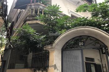 Cho thuê nhà 3 phòng ngủ tại số 20 ngách 70 Thịnh Hào 3