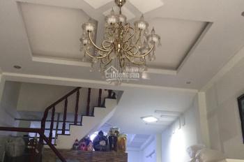 Nhà 2 lầu sân thượng, BTCT, 3.6x12m, 4 phòng ngủ