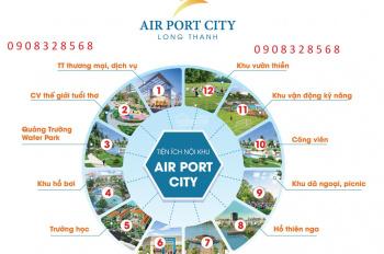 Pháp lý hoàn thiện ở Long Thành? Tìm đâu ra lô đất đẹp giá rẻ 9tr/m2 cách sân bay 4,7km 0908328568