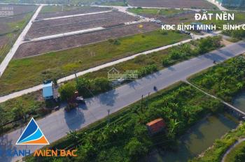 Bán lô đất ngay QL 392, xã Bình Minh, Bình Giang, giá 780 triệu 0973209092