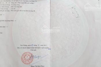 Bán đất trung tâm Liên Nghĩa, Văn Giang, diện tích nhỏ!