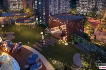 Trệt trên không ngắm thành phố, hít thở không khí trong lành, trồng rau Diamond Anata giá đầu tư