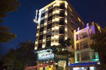 Cho thuê khách sạn Cô Giang, 7 tầng, 21 phòng, chỉ 120tr/tháng full nội thất