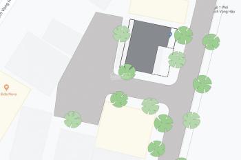 Chính chủ bán nhà 3 mặt tiền KĐTM Dịch Vọng Hậu. DT đất 186m2, xây kiên cố 6 tầng