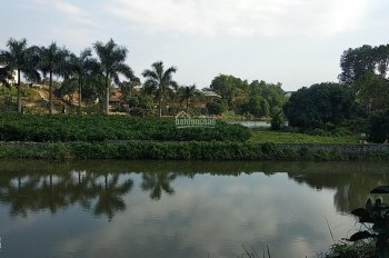 Bán đất sinh thái 8300m2 đất mặt hồ giá rẻ gần Xuân Mai, thuộc đất Hòa Bình
