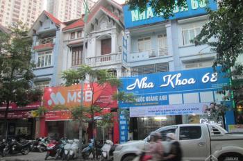 Shophouse BT mặt đường đôi KĐT Xa La, MT 8m, cho thuê được giá 130m2 chỉ 17.9 tỷ. LH: 0989.62.6116