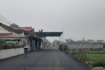 Chính chủ cần bán lô đất khu dân cư mới xã Mễ Sở, Văn Giang