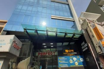 Cho thuê sàn VP (DT 10mx20m) building H, 10L 150 Lê Thị Hồng Gấm, Quận 1. Giá 92tr/th 0908609012