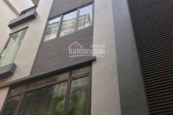 Bán nhà đẹp phố Trương Công Định, Hà Đông, ô tô tránh, DT 55m2x5T, giá 7,5 tỷ