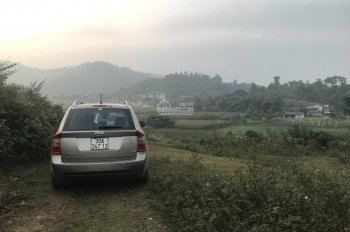 Bán 4600m2 đất Yên Bài - Ba Vì - HN đất thoải đẹp, view nhìn ra cách đồng thoáng