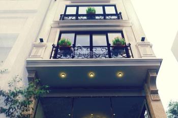 Chính chủ bán nhà mặt phố Hoa Bằng, Cầu Giấy, 85m2 x 6 tầng, gara ô tô, thang máy, giá 13.5 tỷ