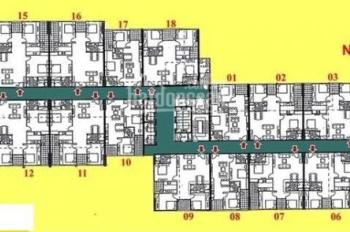 A Tài bán gấp tầng 16 - 12, DT 117m2, 3PN, CC 60 Hoàng Quốc Việt, giá rẻ 28tr/m2. LH 0979584600