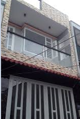 Chính chủ bán nhà mới 1T, 1L chợ Bình Chánh, HCM