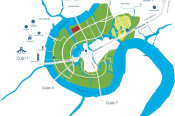 F1 dự án The River Thủ Thiêm Quận 2, chính thức nhận booking cho đợt mở bán đầu tiên LH: 0909916852