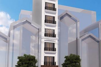 Bán nhà MP Trần Phú nhà 8 tầng thang máy thông sàn 165m2, MT 7.5m, giá 31 tỷ, DT 200 triệu/tháng